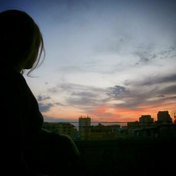 Yerevan sunset