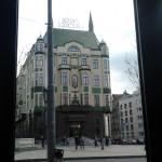 hotel moskva belgrade serbia cafe