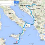 maltese hitchhiking rout hitching malta solo boathitching boats yachts