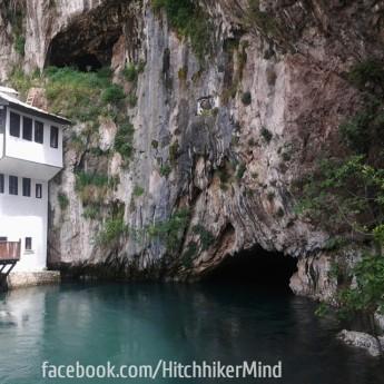 caves cave bosnia and herzegovina bosnian monastery