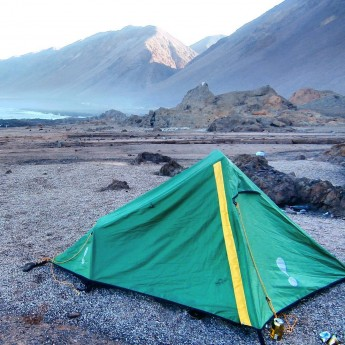 beach camping in northern chile hitchhiking freecamping wildcamping