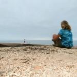 Freecamping Perú hitchhiking lighthouse Ilo beach