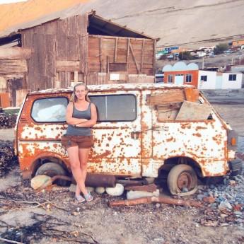 Pisagua, Chile, Squatter's Paradise