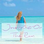 Journalist on The Run Janet Newenham