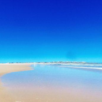 cabo polonio uruguay beach playa disgustingly blue skies