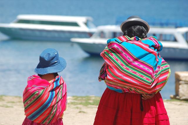 peru bolivia titicaca traditional dress lake 71 reasons south america
