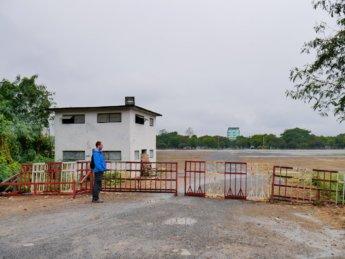 2 Mandalay's Abandoned Chanmyathazi Airport