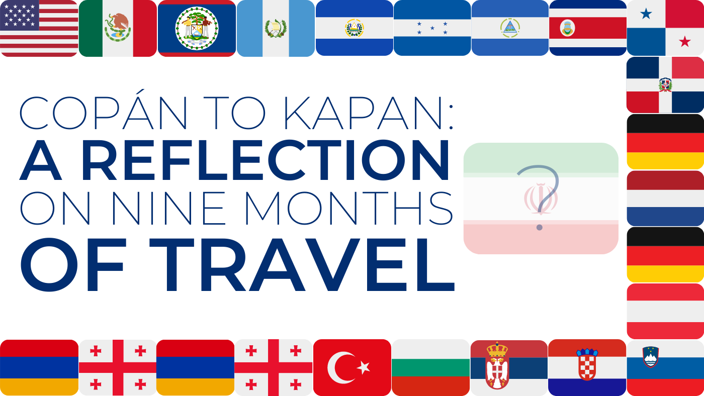 copan to kapan a reflection on nine months of travel fade