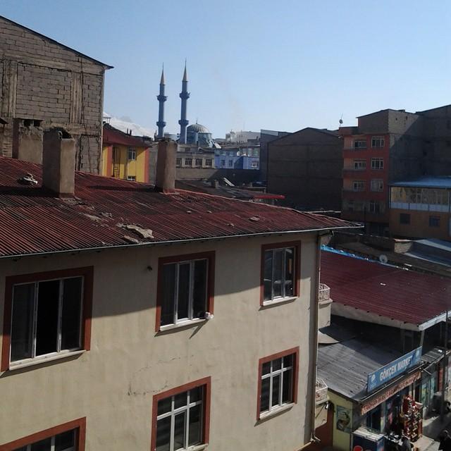 van turkey orumiyeh Iran mosque