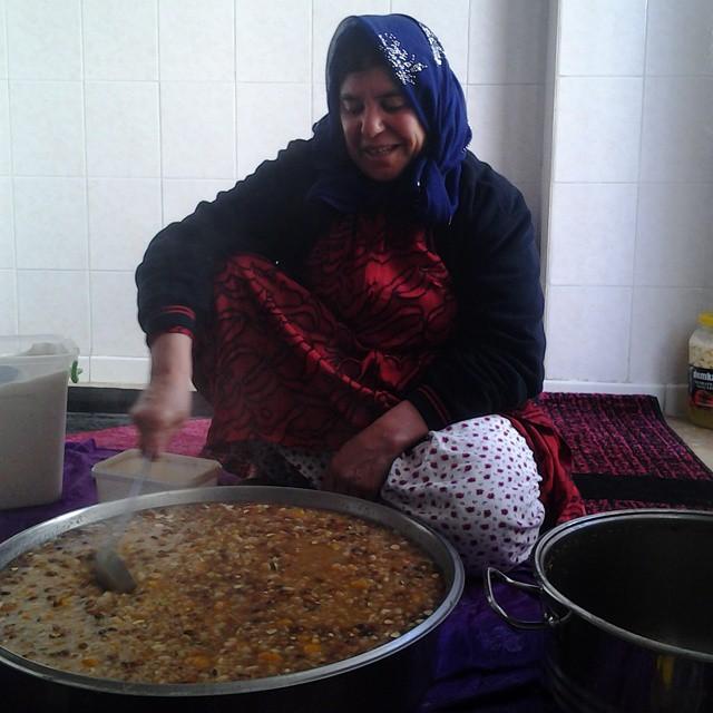 ashure ashura kurdish family kurd kurdistan turkey food celebration