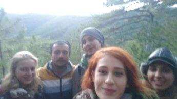 Eskişehir hiking day december 10th i think 3v2