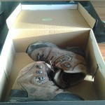 lowa hiking boots german leather hitchhiking outdoors shoes