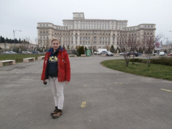 bucharest palace of the parliament 2015