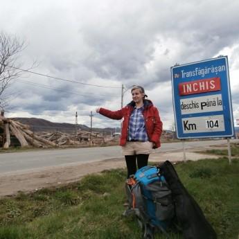 hitchhiking romania autostop transfagarasan highway top gear jeremy clarkson