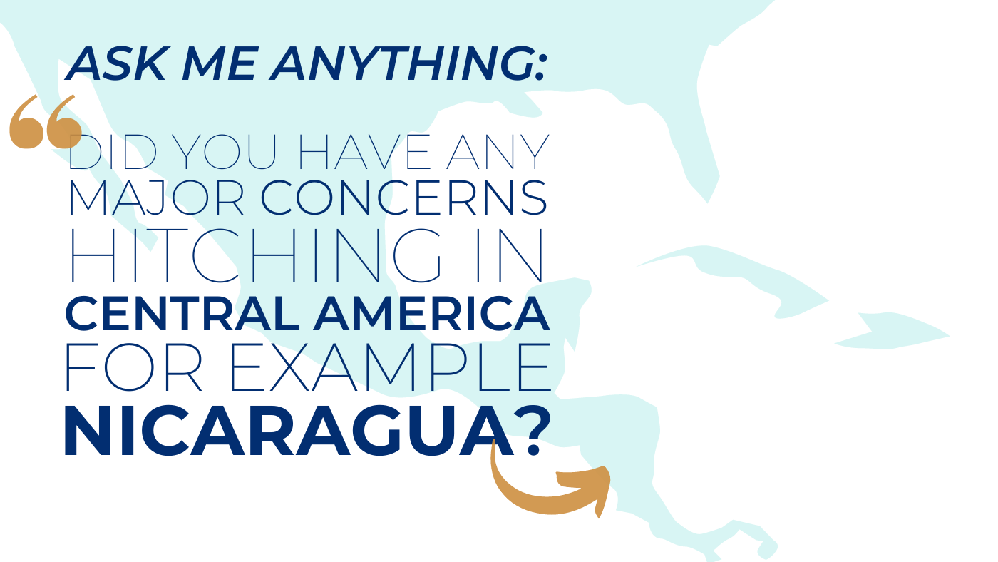 ask me anything images concerns hitchhiking central america nicaragua