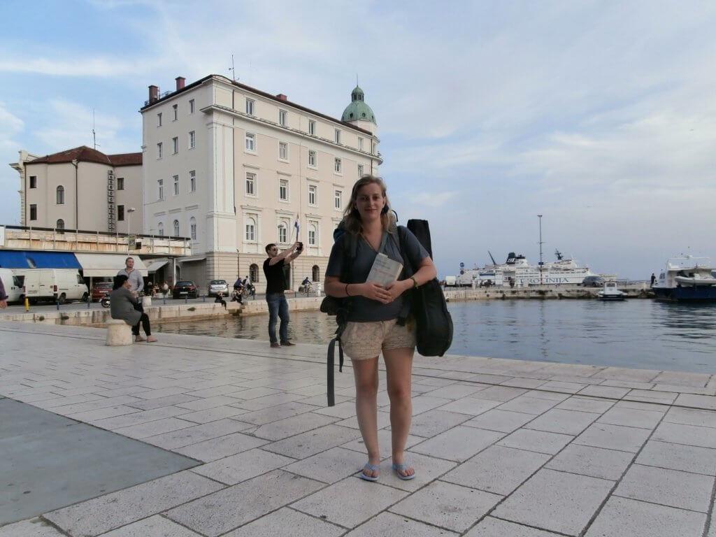 split riva croatia promenade 2
