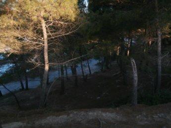 road freecamping spot albania beach