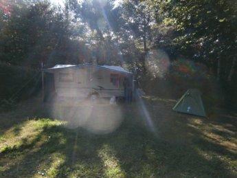 birthday camping die drome france