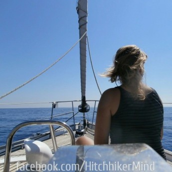 yacht-hitch finale hitchhiking boathitching solo woman greece malta