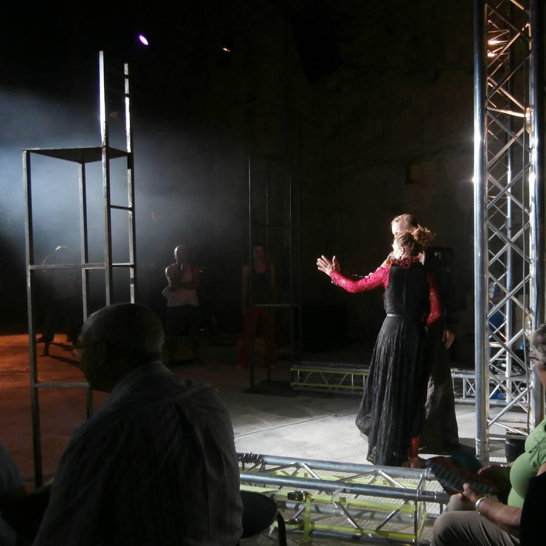 A Modern Odyssey: Sailing Theatre Company in Valetta, Malta