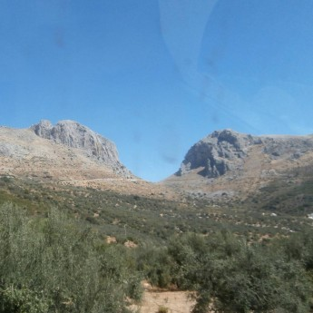 hitchhiking the scenic route spain sierra nevada solo female travel mountains