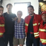bombeirosurfing fire station couchsurfing portugal fire fighters solo female hitchhiking travel