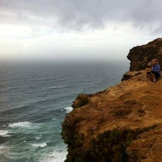 go west, young woman portugal hitchhiking solo female travel cabo del roca westernmost point of europe