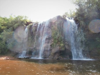 Cuevas Waterfalls, Samaipata Bolivia