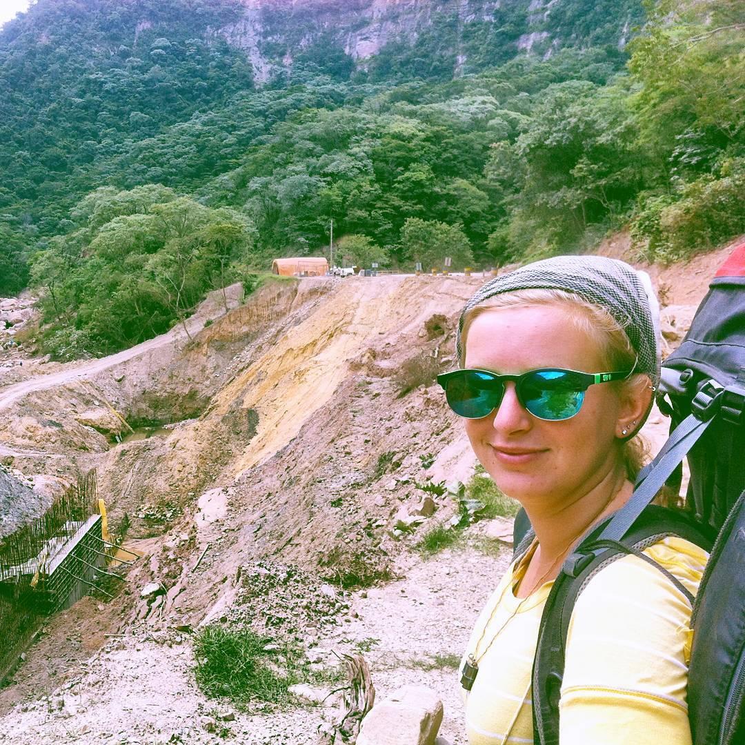 Samaipata Bolivia hitchhiking unofficial death road
