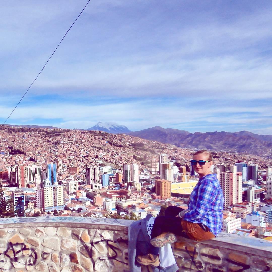 Bolivian Bubble-Hunt Bolivia La Paz new year's eve