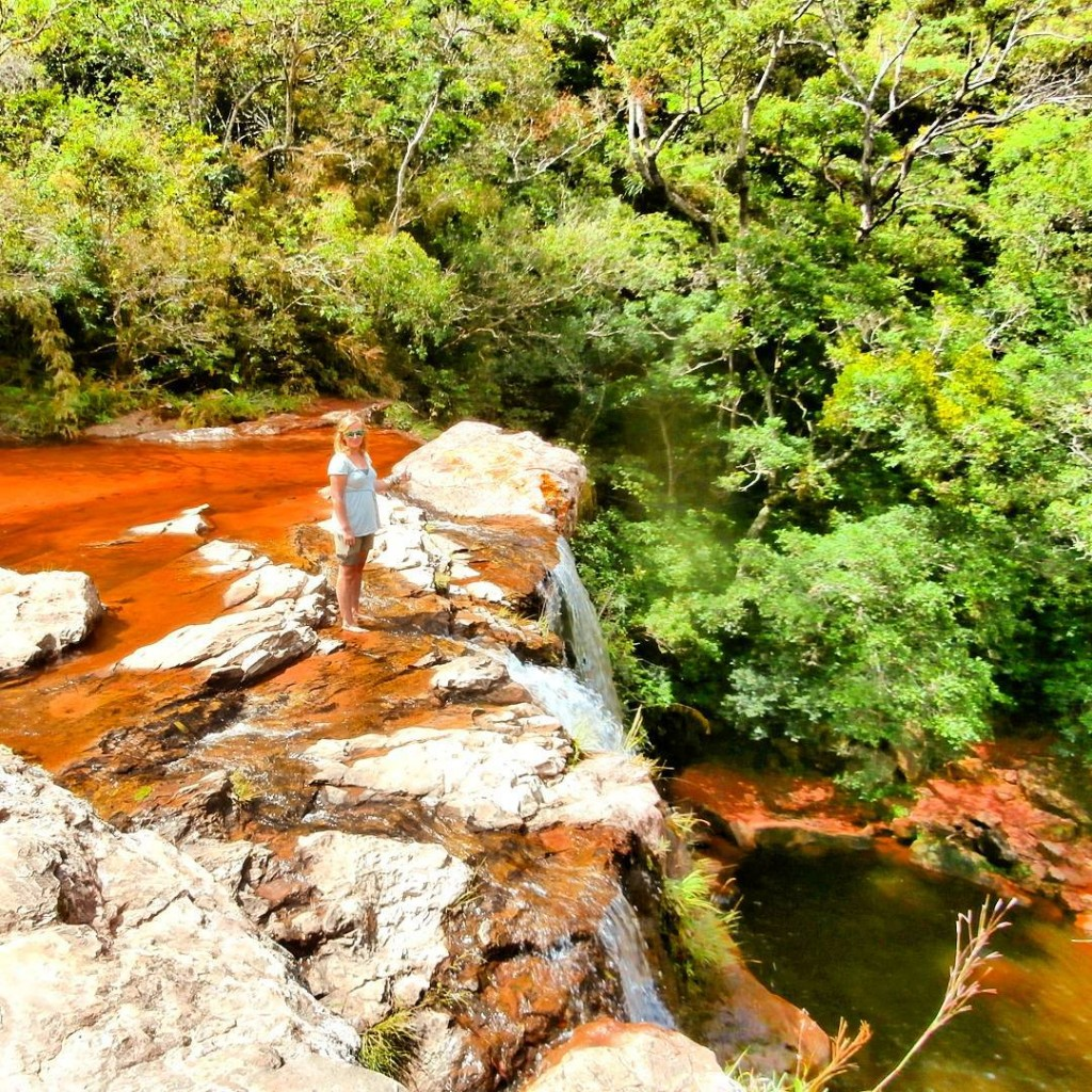 Cuevas Waterfalls Samaipata Bolivia