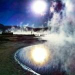 Termas Polloquere hot springs Chile Arica y Parinacota Iquique