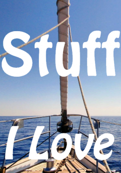 stuff I love boat yacht hitching