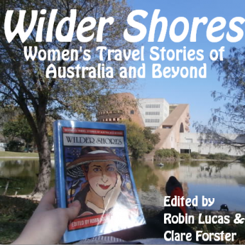 wilder shores robin lucas clare forster australia travel women book mexico