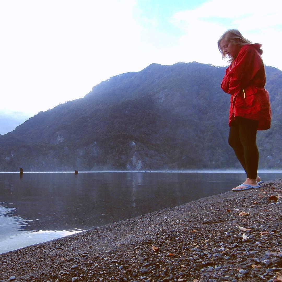 pellaifa circuit of the seven lakes chile