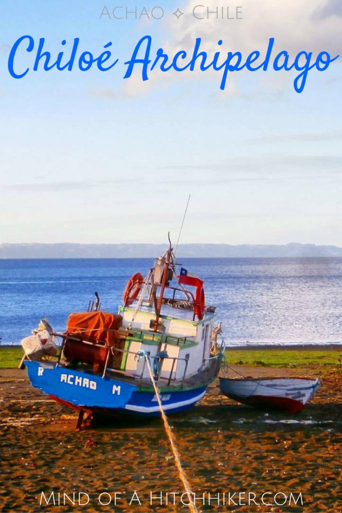 chiloé archipelago chile achao pin me pinterest