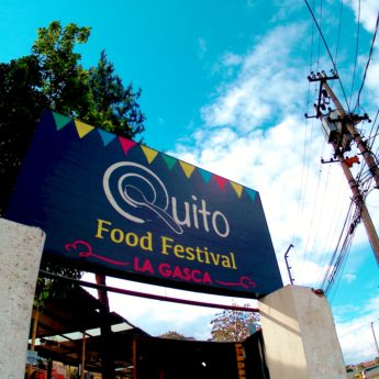 quito food festival la gasca ecuador