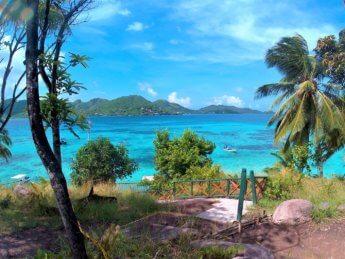 12 Cayo Cangrejo Crab Cay palm tree island volcanic