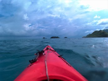 24 kayaking rental Three Brothers Colombia Old Providence Island