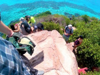 5 overtourism Crab Cay Cayo Cangrejo Providencia Old Providence Colombia