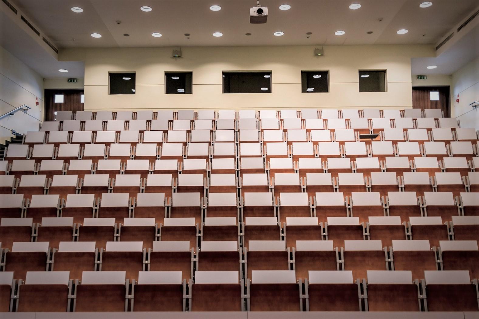 lecture hall uni
