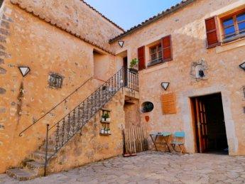 Castell d'Alaró Majorca Spain Mallorca