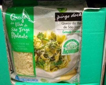 São Jorge cheese queijo Azores Açores Portugal