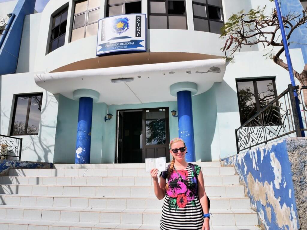 90-day visa extension cabo verde prorrogação visto
