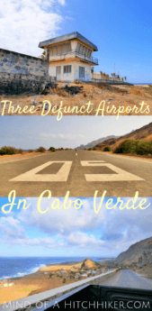 Cabo verde's three defunct airports abandoned urban exploring aviation Santo Antão Brava Fogo Santiago