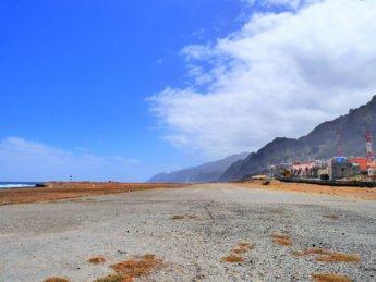agostinho neto airport ponta do sol cabo verde cape verde santo antão abandoned defunct airport runway