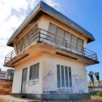 three abandoned defunct airports in Cabo Verde Santo Antão Brava Fogo Esperadinha Agostinho Neto Mosteiros