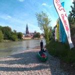 1 Day 8 Neu Ulm to Günzburg