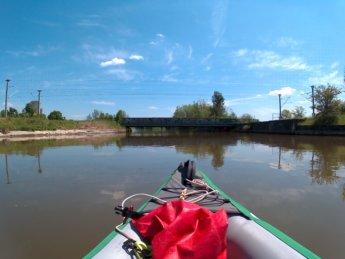Kayak trip day 7 dettingen to neu-ulm oberdischingen ersingen kraftwerk