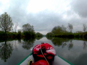 Kayak trip day 5 sigmaringen to mengen hundersingen munderkingen kayak canoe inflatable canalization danube donau Jakobstal munderkingen